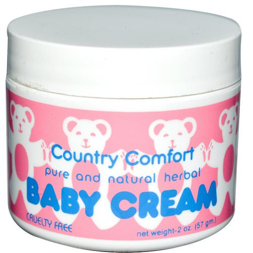 Country Comfort, Baby Cream, 2 oz (57 g) Review