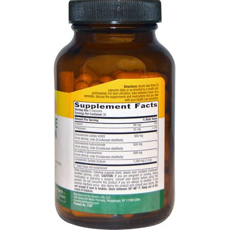 Glucosamine Chondroitin Formulas, Joint, Bone, Supplements
