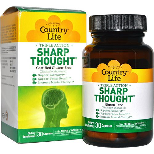 Country Life, SharpThought, 30 Capsules Review