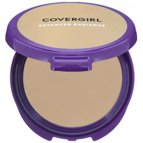 Covergirl, Advanced Radiance, Age-Defying, Pressed Powder, 115 Classic Beige, .39 oz (11 g) Review