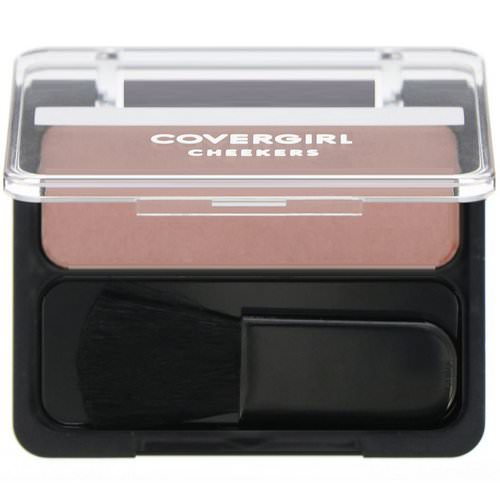 Covergirl, Cheekers, Blush, 183 Natural Twinkle, .12 oz (3 g) Review