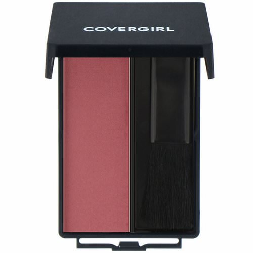 Covergirl, Clean, Classic Color Blush, 510 Iced Plum, .3 oz (8 g) Review