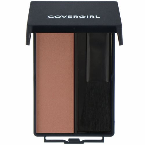 Covergirl, Clean, Classic Color Blush, 590 Soft Mink, .27 oz (7.7 g) Review