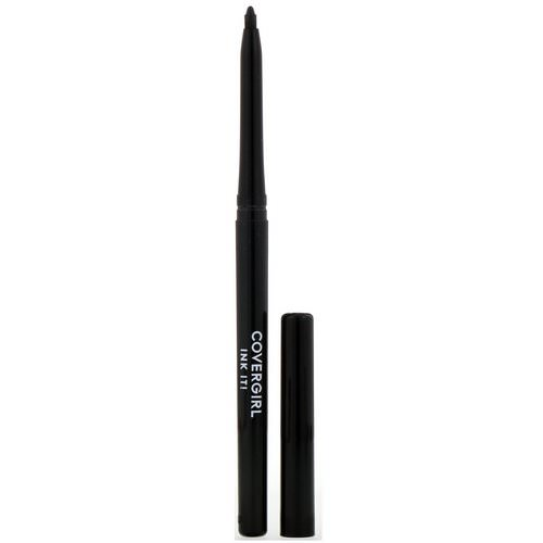 Covergirl, Ink it! All-Day Pencil Eyeliner, 230 Black Ink, .012 oz (0.35 g) Review