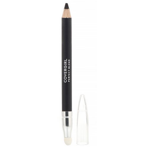 Covergirl, Perfect Blend, Eye Pencil, 100 Basic Black, .03 oz (.85 g) Review