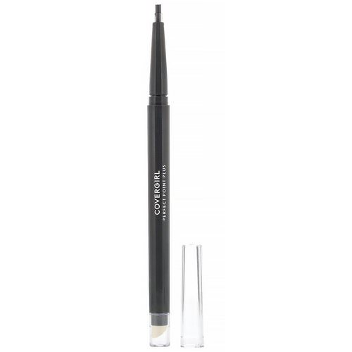 Covergirl, Perfect Point Plus, Eye Pencil, 205 Charcoal, .008 oz (0.23 g) Review