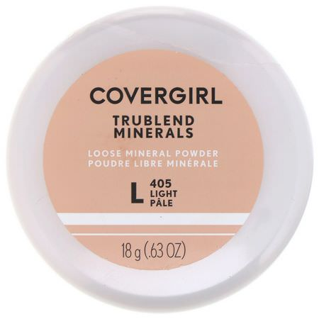 Covergirl Loose Mineral Powder 405 Light