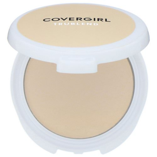 Covergirl, Trublend, Mineral Pressed Powder, Translucent Fair, .39 oz (11 g) Review