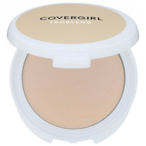Covergirl, TruBlend, Mineral Pressed Powder, Translucent Light, .39 oz (11 g) Review