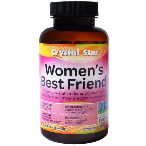Crystal Star, Women's Best Friend, 90 Veggie Caps Review