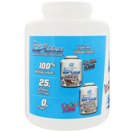 CTD Sports, Whey Protein Isolate