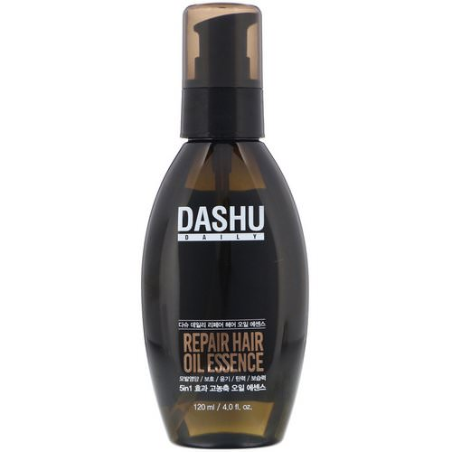 Dashu, Repair Hair Oil Essence, 4.0 oz (120 ml) Review