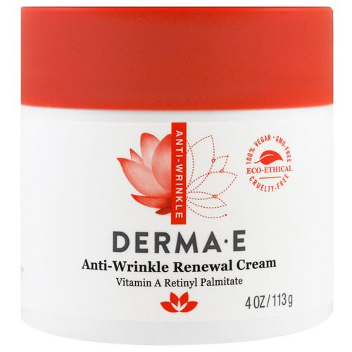 Derma E, Anti-Wrinkle Renewal Cream, 4 oz (113 g) Review