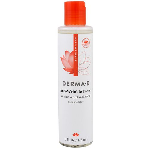 Derma E, Anti-Wrinkle Toner, 6 fl oz (175 ml) Review