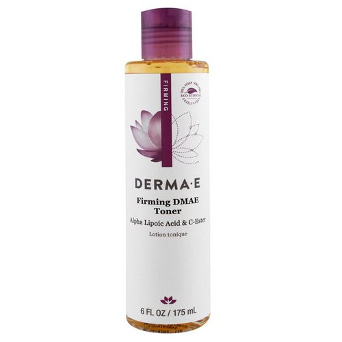 Derma E, Firming DMAE Toner, 6 fl oz (175 ml) Review