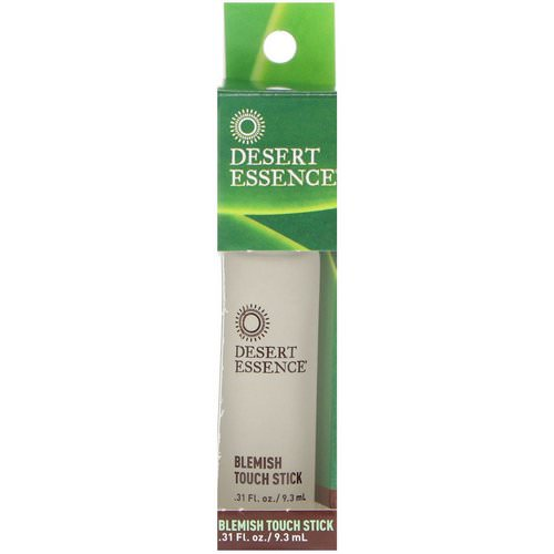 Desert Essence, Blemish Touch Stick, .31 fl oz (9.3 ml) Review