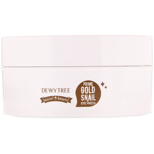 Dewytree, Prime Gold Snail Eye Patch, 60 Patches, 90 g Review