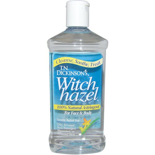 Dickinson Brands, Witch Hazel, For Face & Body, 16 fl oz (473 ml) Review