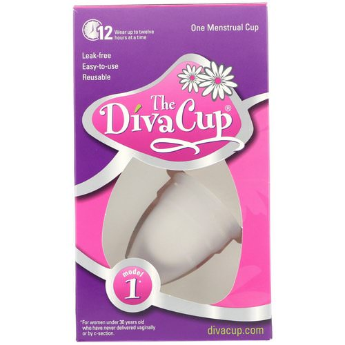 Diva International, The Diva Cup, Model 1, 1 Menstrual Cup Review