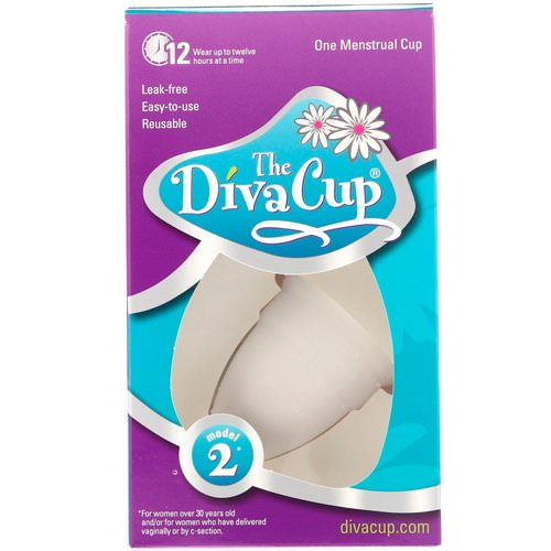 Diva International, The Diva Cup, Model 2, 1 Menstrual Cup Review