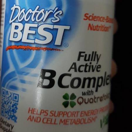 Supplements Vitamins Vitamin B Vitamin B Complex Doctor's Best