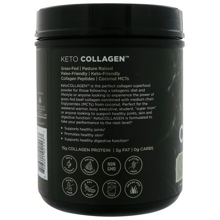 Dr. Axe / Ancient Nutrition, Collagen Supplements, MCT Oil