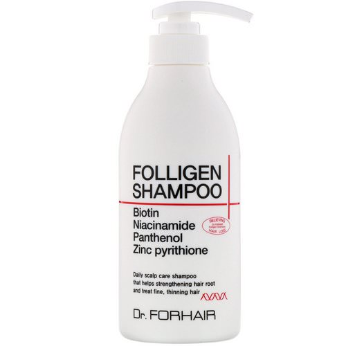 Dr.ForHair, Folligen Shampoo, 16.91 fl oz (500 ml) Review