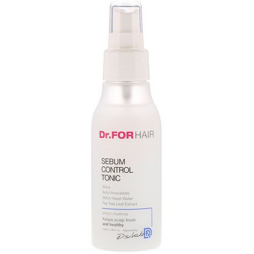 Dr.ForHair, Sebum Control Tonic, 3.38 fl oz (100 ml) Review