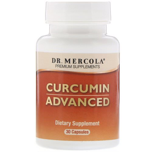 Dr. Mercola, Curcumin Advanced, 30 Capsules Review