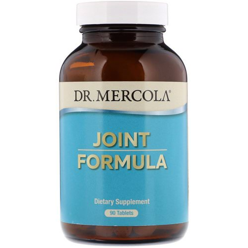 Dr. Mercola, Joint Formula, 90 Tablets Review