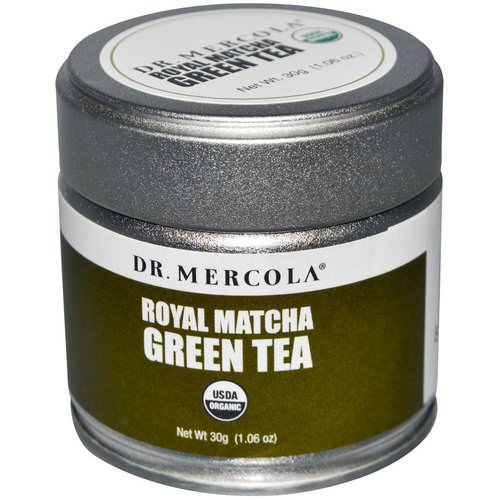 Dr. Mercola, Royal Matcha Green Tea, 1.06 oz (30 g) Review