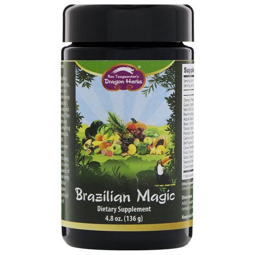 Dragon Herbs, Brazilian Magic, 4.8 oz (136 g) Review
