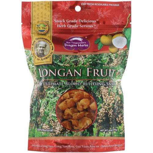 Dragon Herbs, Longan Fruit, 6 oz (170 g) Review