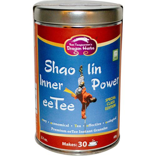 Dragon Herbs, Shaolin Inner Power eeTee, 2.1 oz (60 g) Review