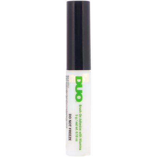 DUO, Brush On Striplash Adhesive, White/Clear, 0.18 oz (5 g) Review