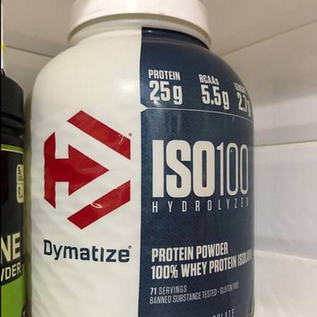 Sports Nutrition Protein Whey Protein Whey Protein Isolate Dymatize Nutrition