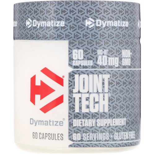 Dymatize Nutrition, Joint Tech, 60 Capsules Review