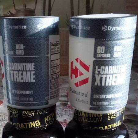 Dymatize Nutrition Supplements Amino Acids L-Carnitine