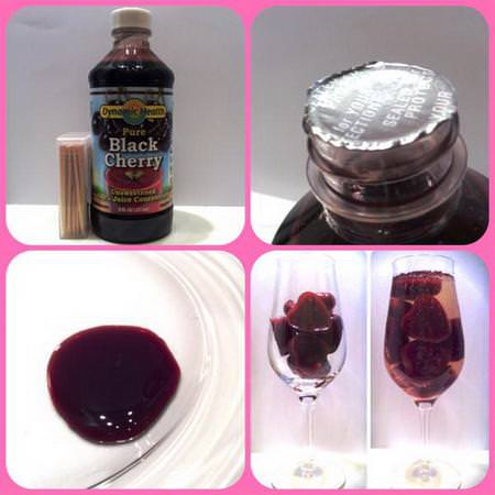 Pure Black Cherry, Juice Concentrate, Unsweetened