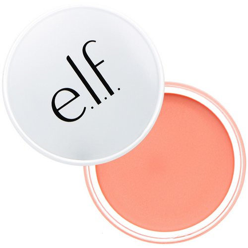E.L.F, Beautifully Bare, Cheeky Glow, Soft Peach, 0.35 oz (10.0 g) Review