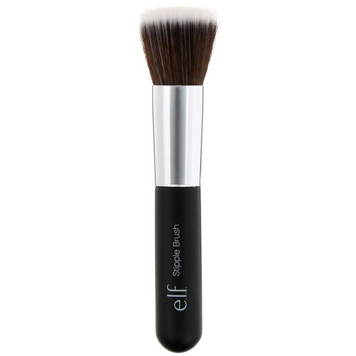 E.L.F, Beautifully Bare, Stipple Brush, 1 Brush Review