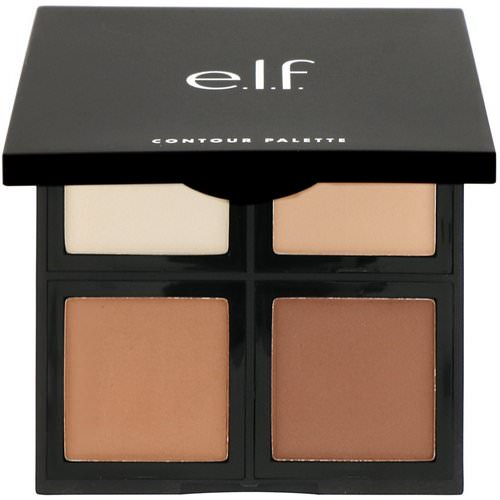 E.L.F, Contour Palette, 4 Shades, 0.56 oz (16 g) Review