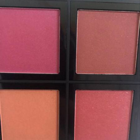 Blush Palette, Dark, Powder