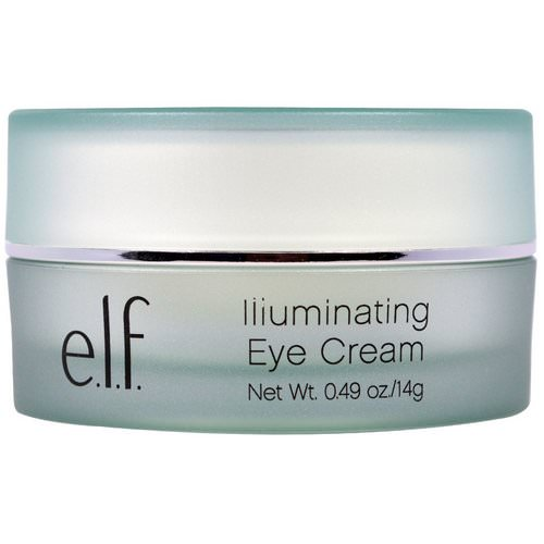 E.L.F, Illuminating Eye Cream, 0.49 oz (14 g) Review