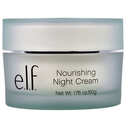 E.L.F, Nourishing Night Cream, 1.76 oz (50 g) Review