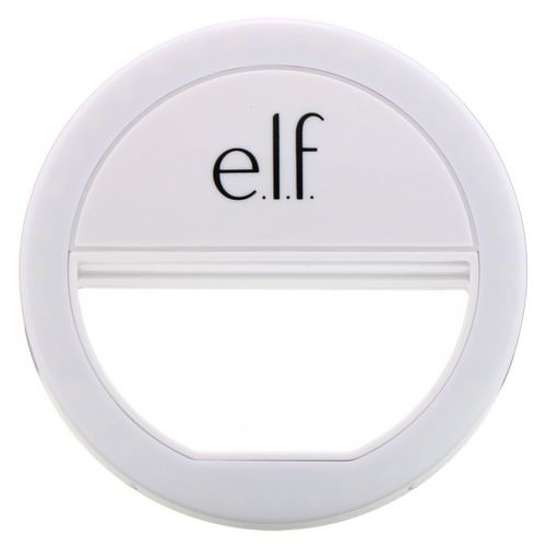 E.L.F, Glow on the Go Selfie Light, 1 Count Review