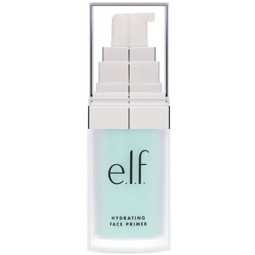 E.L.F, Hydrating Face Primer, 0.47 fl oz (14 ml) Review