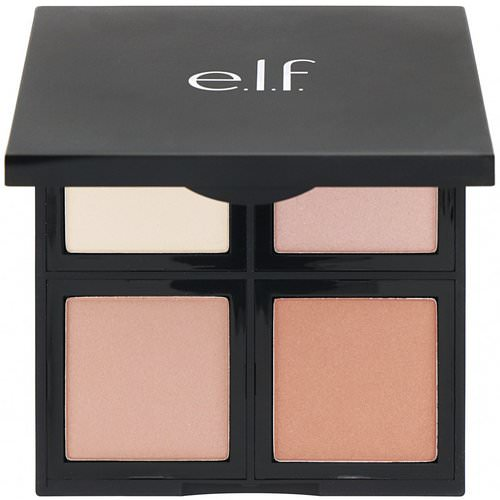 E.L.F, Illuminating Palette, Powder, .56 oz (16 g) Review