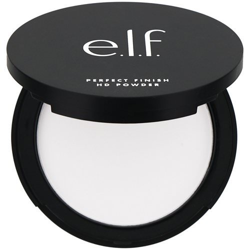 E.L.F, Perfect Finish, HD Powder, Clear, 0.28 oz (8 g) Review