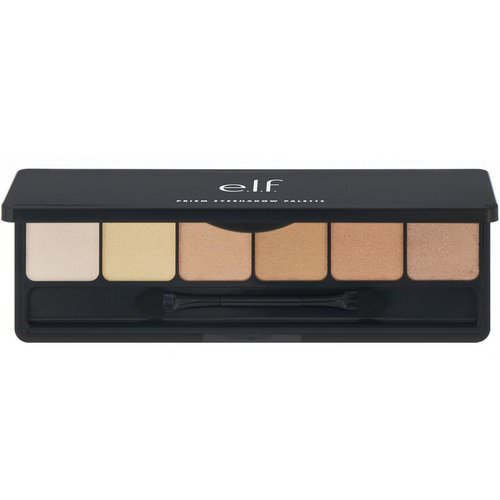 E.L.F, Prism Eyeshadow Palette, Naked, 0.35 oz (10 g) Review